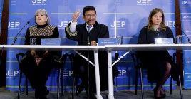 La JEP recordó que la orden de libertad y garantía de no extradición se sustenta en el artículo 19 transitorio de la Constitución Política.