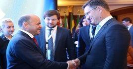 """El encuentro tuvo por objetivo """"estrechar las relaciones de cooperación y respeto entre estas dos grandes naciones"""", informó Pdvsa."""