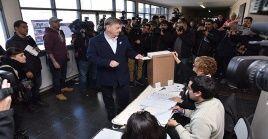 Las elecciones pampeanas se desarrollaron tras el anuncio de la fórmula presidencial de Alberto Fernández y Cristina Kirchner, que generó un gran impacto en el escenario político nacional.
