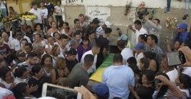 Sicarios mataron la noche del lunes a la defensora de los derechos humanos colombiana Paula Andrea Rosero Ordóñez.