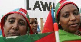 En 1991, el Frente de Liberación de los Pueblos de Eritrea triunfó en una guerra de independencia.