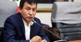 """Según indicó el Poder Judicial, el congresista se aprovechó de su cargo como alcalde para """"aprobar ilegalmente la exoneración del proceso de adquisición de 4 hectáreas de terreno""""."""