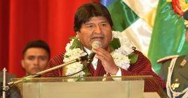 El Ejecutivo boliviano lamentó que la oposición del país sea servil ante los intereses delimperialismo.