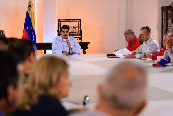 Maduro denuncia sabotaje contra embarcaciones petroleras venezolanas