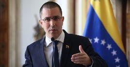 El pasado abril, Arreaza denunció ante las Naciones Unidas (ONU) la grave violación a los derechos humanos promovida por el Gobierno que preside Donald Trump.