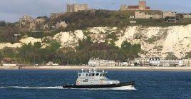 Una presunta red de traficantes opera en la zona trasladando personas a Gran Bretaña desde Francia.