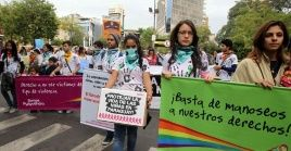 Los menores exigen justicia y rechazan la pasividad de la Fiscalía paraguaya.