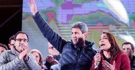 Los candidatos del peronismo consiguieron amplios triunfos este domingo.