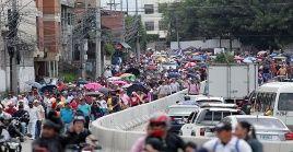 Médicos y maestros hondureños siguen en las calles a pesar del llamado del Gobierno a poner fin a las movilizaciones.