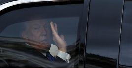 El presidente estadounidense se encuentra enfrascado en una guerra comercial con socios estratégicos.