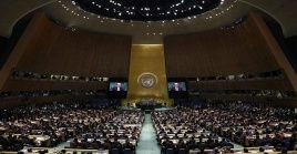 El nuevo presidente de la Asamblea General asumirá el cargo en Septiembre para el nuevo periodo de sesiones.