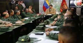 Nicolás Maduro destaca la cohesión de las Fuerzas Armadas de Venezuela frente a las amenazas de EE.UU.
