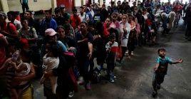 Mientras no existan soluciones sociales a la migración, los operativos militares conducirán a la intensificación de la pobreza.