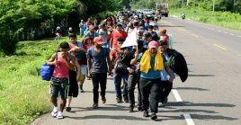 Hasta el momento, tanto los representantes estadounidenses como mexicanos han presentado sus diferentes puntos sobre el tema.
