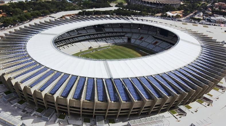 La Confederación Sudamericana de Fútbol (Conmebol) confirmó que serán seis los estadios que recibirán a los millones de fanáticos que acudirán al evento.