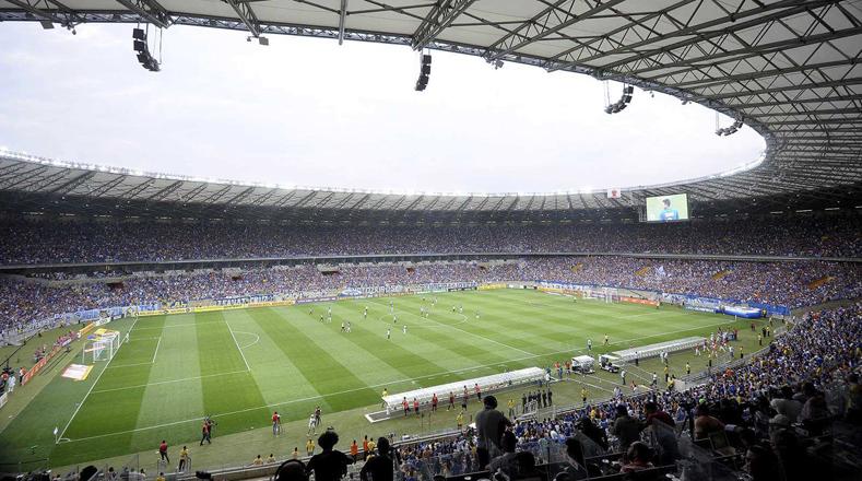 Uno de ellos es el Estadio Mineirão ubicado en la ciudad de Belo Horizonte, en el estado de Minas Gerais, y tristemente recordado por ser la sede donde Alemania le propinó el 7-1 a la canarinha en el Mundial de 2014.