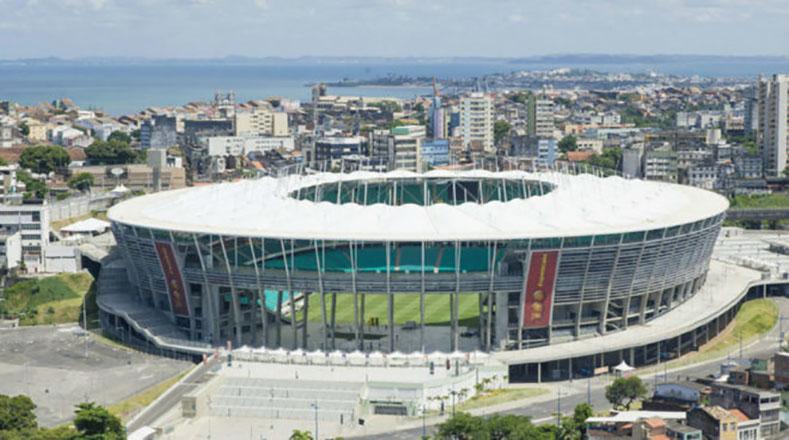 Esta cancha es de propiedad del Gobierno del estado de la ciudad y alberga desde un museo de fútbol hasta un restaurante panorámico en su interior.
