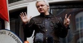 La ONU denunció el pasado 31 de mayo que Assange mostraba evidencias de maltrato psicológico.