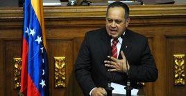 El presidente de la ANC lamentó que políticos opositores apoyen una intervención militar de EE.UU. contra Venezuela.