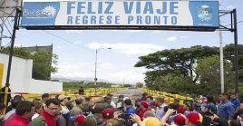 Venezuela ha cerrado su frontera con Colombia en al menos 8 ocasiones en la última década.