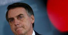 La baja popular en su imagen y el conflicto de poderes contribuye al aumento de riesgo país en Brasil.
