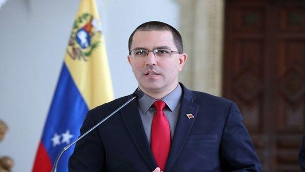 El canciller venezolano lamentó que la Acnur se preste como instrumento de la campaña contra su país.