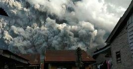 Antes de la actividad registrada en 2014, la última erupción conocida del Antes de esta actividad, la última erupción conocida se produjo hace 4 siglos.