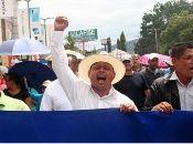 """""""¡La dictadura está por caer y ahora hay un pueblo unido dispuesto a todo""""!"""