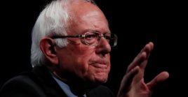 El senador demócrata Bernie Sanders pidió la liberación del expresidente brasileño Lula da Silva.