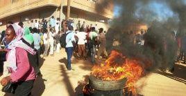 Darfur vive una ola de violencia; esta zona se encuentra sumida en un conflicto armado desde 2003.