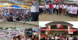 Este viernes a mediodía concluyen tres meses de campaña electoral en Guatemala.