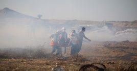 Miles de palestinos salen cada viernes, desde el 30 de marzo de 2018, para exigir a Israel que libere los territorios ocupados y les permita retornar a ellos.