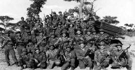 2.107 soldados cubanos perdieron la vida en la Batalla de Cuito Cuanavale, en Angola.