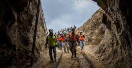 Muere trabajador boliviano atrapado en mina del norte de Chile