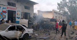 El grupo extremista Al Shabab asumió la autoría del atentado.
