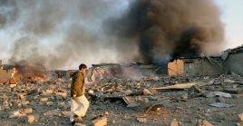 """""""Mientras continúen las agresiones contra Yemen, Arabia Saudita sufrirá sus días más dolorosos"""", sostuvo el general Sari."""