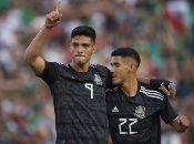 Un triplete de Antuna, junto al doblete de Raúl Jiménez y los goles de Reyes y Vega le dieron la victoria al conjunto mexicano.
