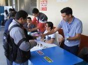 En el consulado de Silver Spring, Maryland, votó ya el primero de los 63.267 guatemaltecos.