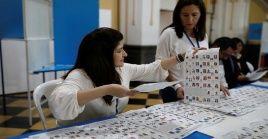 Más deocho millones de ciudadanosen Guatemala fueron convocados este domingo para acudir a las urnas.