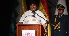 Evo Morales destacó la necesidad de continuar planificando nuevas inversiones en otros departamentos del país.