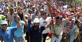 El vocero de la CNI, Jorge Galeano, resaltó que el encuentro con el legislativo es importante para plantear sus demandas.