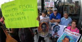 Omar Gómez Trejo será el fiscal especial para resolver el caso de la desaparición de los estudiantes de Ayotzinapa.