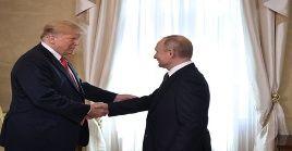 El encuentro entre Putin y Trump tendrá lugar durante la Cumbre del G20 en Osaka, Japón.