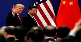 Trump y Xi Jinping se reuniran el próximo sábado en Japón.