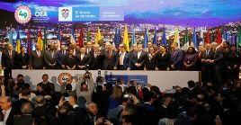 México recordó que la Carta de la OEA le prohíbe al organismo inmiscuirse en asuntos internos de los países miembros.