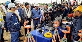 La iniciativa del Gobierno boliviano contará con una inversión de4 millones de dólares, según indicó el mandatario Evo Morales.