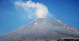 Las autoridades mexicanas indicaron estar preparadas para atender a las familias que residen en sectores aledaños al volcán.