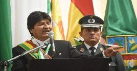 El mandatario instó a los ciudadanos y gabinete ejecutivo a fortalecer el sistema productivo y laboral en el país.