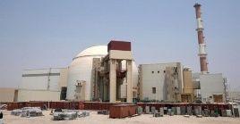 La planta nuclear de Bushehr, en el sur de Irán.