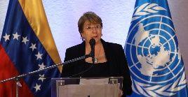 """Los organismos rechazaron que el documento de Bachelet haya obviado cualquier referencia al intento de golpe de Estado ejecutado el 30 de abril de 2019, que significó """"un atentado a la democracia y a los derechos humanos""""."""